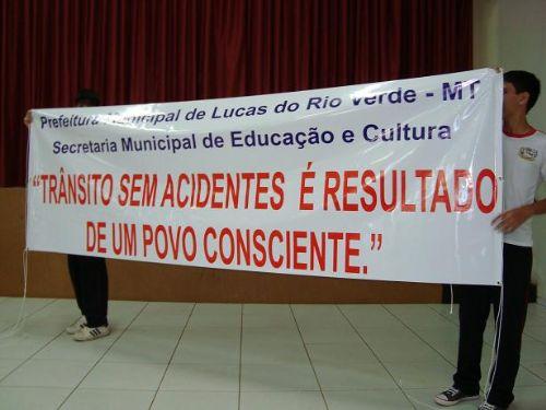 Aluno Da Escola Olavo Bilac Foi O Ganhador Do Prêmio De Melhor Frase