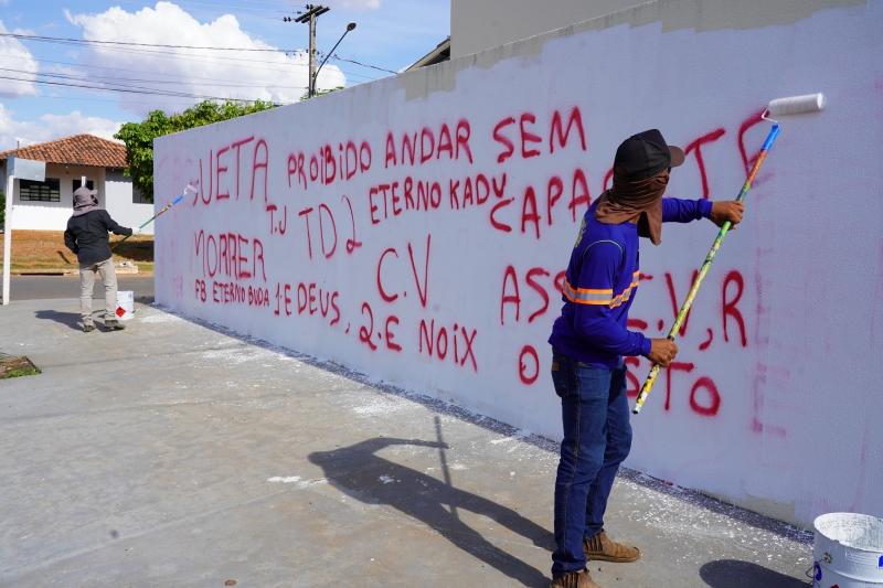 (Foto: Ascom Prefeitura/ Rayan Nicácio)