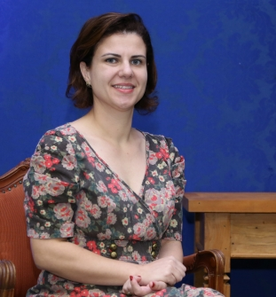 Secretario(a) de Administração - Andressa Luciana Frizzo