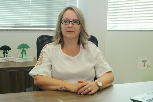 Diretor(a) Autarquia: Previlucas - Juliana Tirloni Pinto