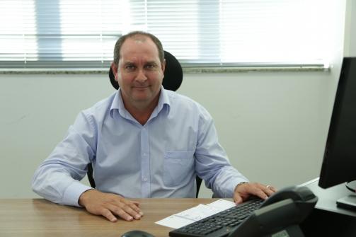 Secretario(a) de Infraestrutura e Obras - Gerson Odair Franke