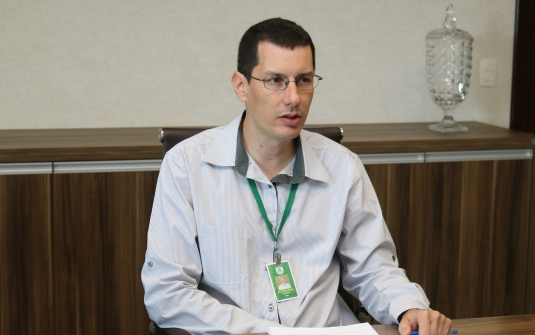 Secretario(a) de Saúde - Rafael Bespalez