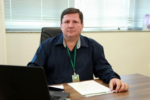 Secretario(a) de Agricultura e Meio Ambiente - Márcio Rogério Albieri