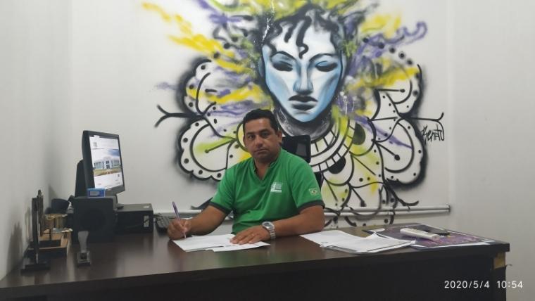 Secretario(a) de Cultura - Gleidson da Silva Barbosa