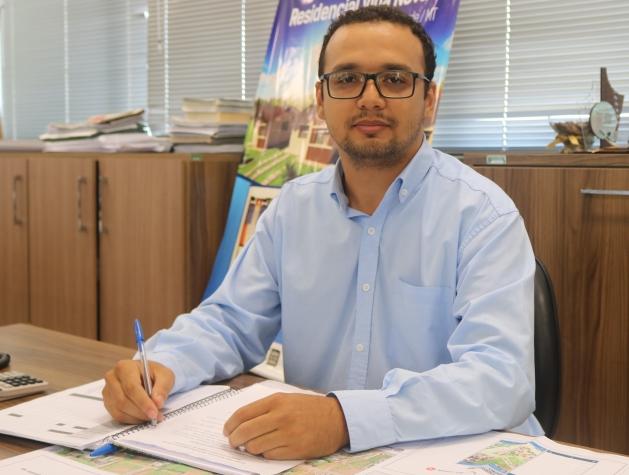 Secretario(a) de Planejamento e Cidade - Welder Sean Marques Maciel