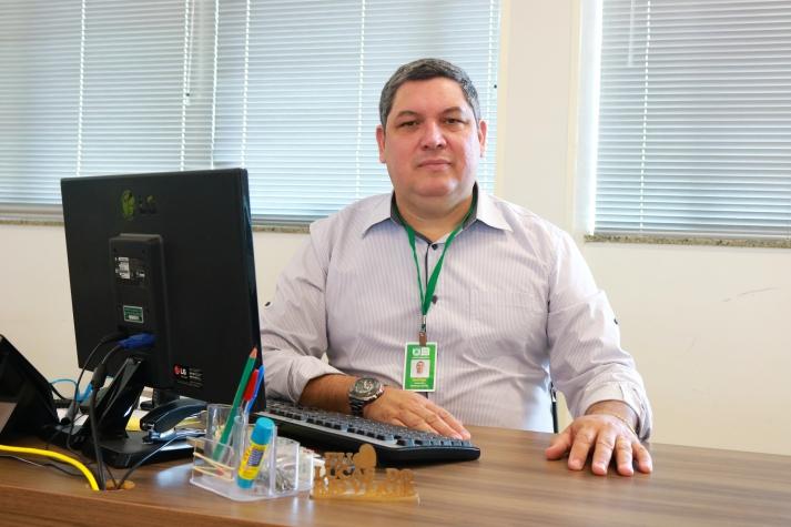 Secretario(a) de Segurança e Trânsito - Edgar Rojas