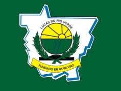 Bandeira de Lucas do Rio Verde