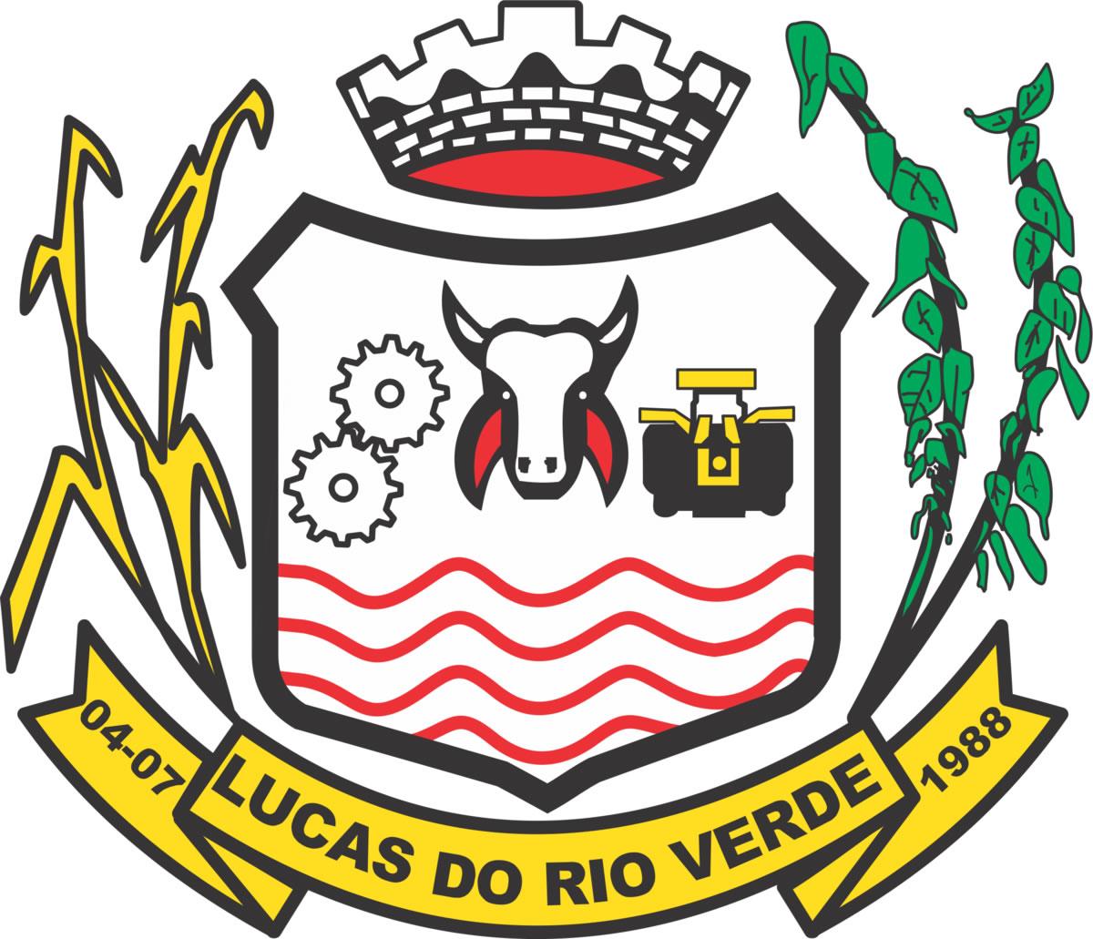 Brasão de Lucas do Rio Verde